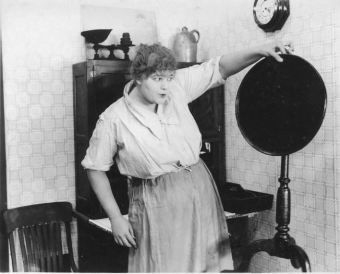"Wilna Hervey as ""Katrinka"" from the Toonerville Trolley series"